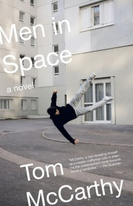 Men in Space Cover